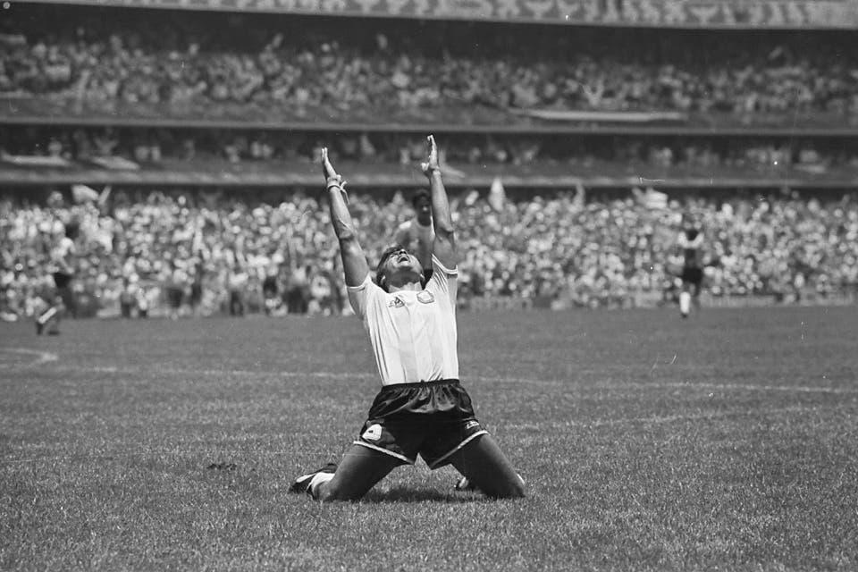 México 86: la historia del gol del Tata Brown, en primera persona y 27 cuadros