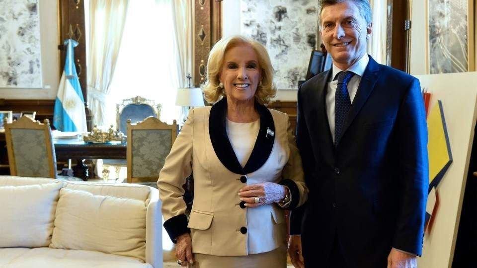 Echegaray complicó a Macri, Mirtha Legrand y América