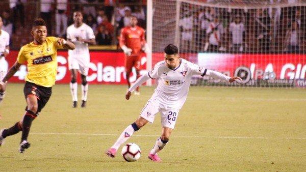 Una buena y una mala para Liga de Quito, el rival de Boca en la Copa Libertadores
