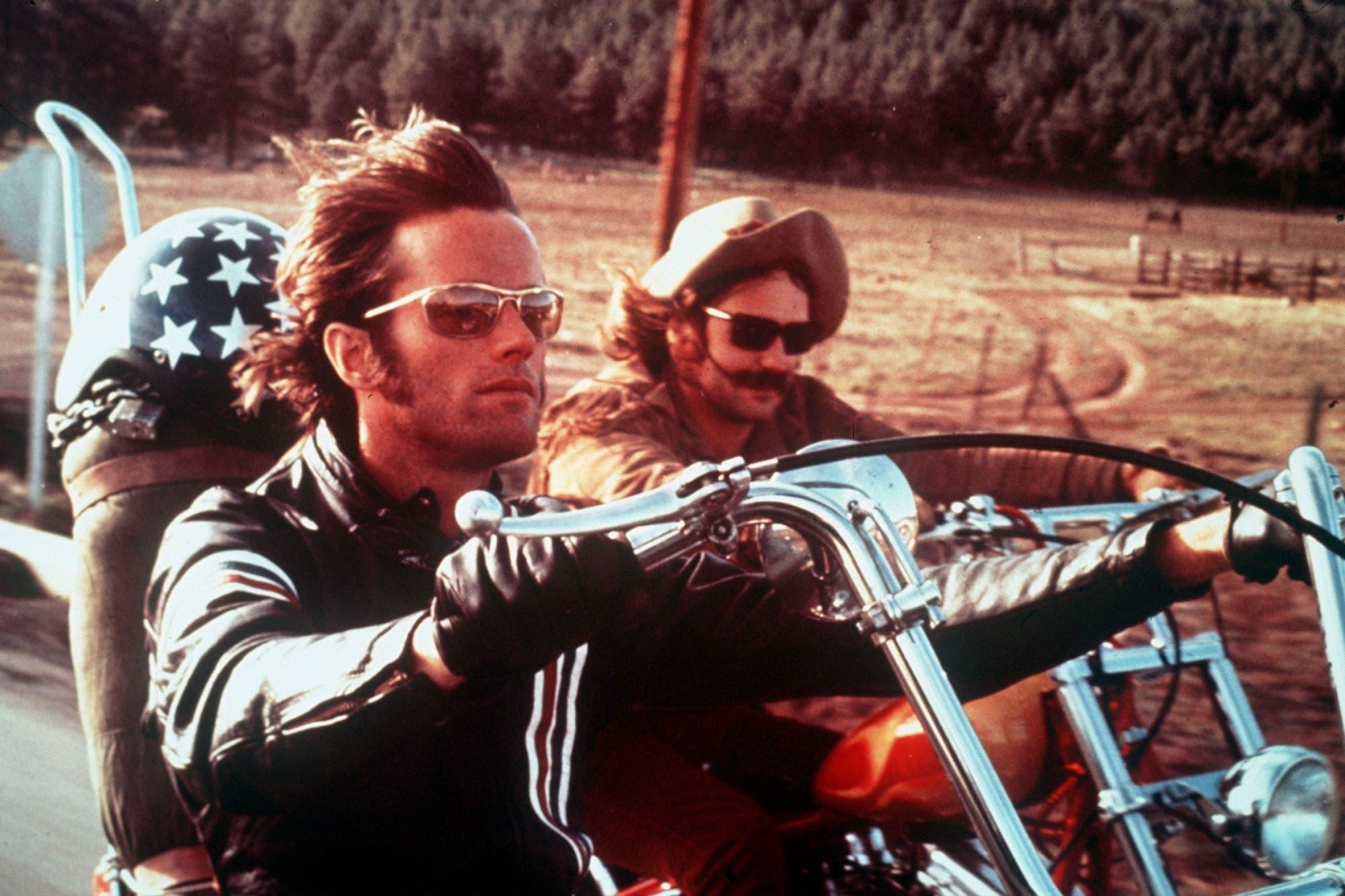 Peter Fonda: su carrera en seis películas