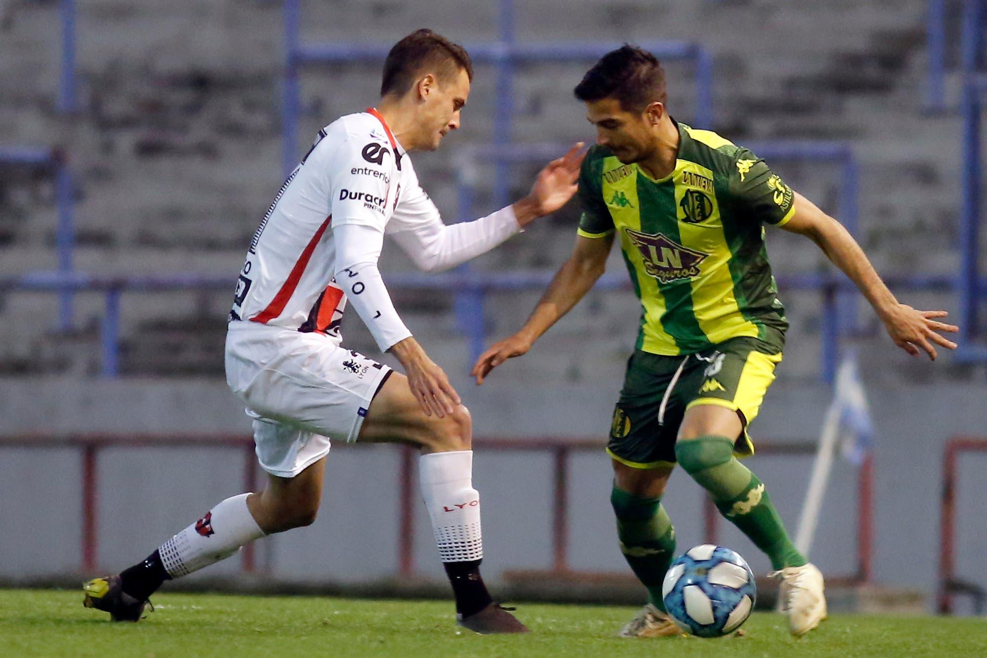 Aldosivi-Patronato, por la Superliga: iguales en un partido clave por la permanencia