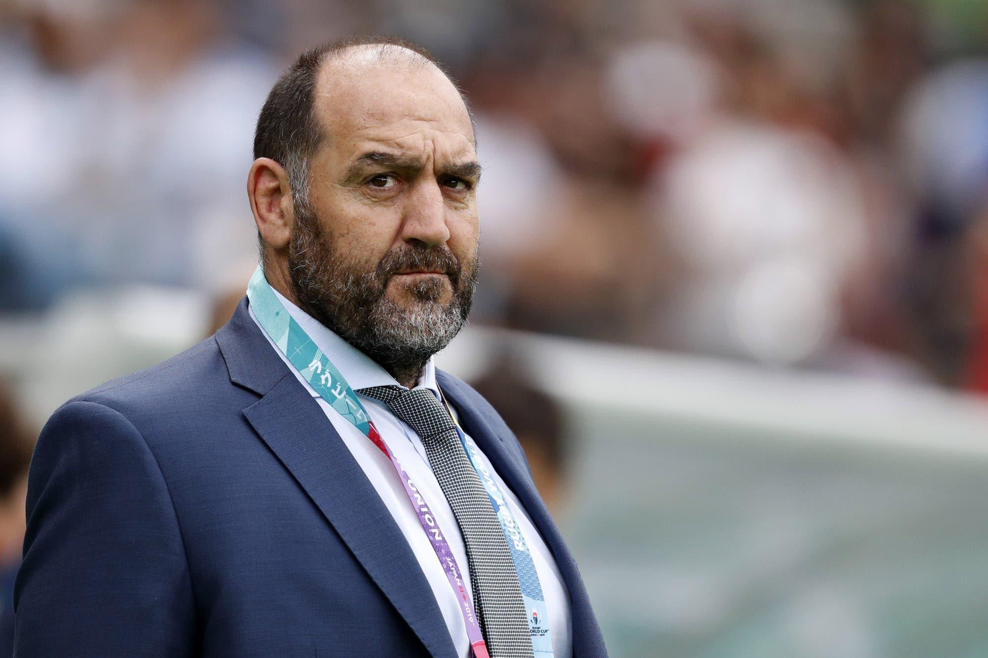 Mario Ledesma se olvidó de los preceptos del rugby