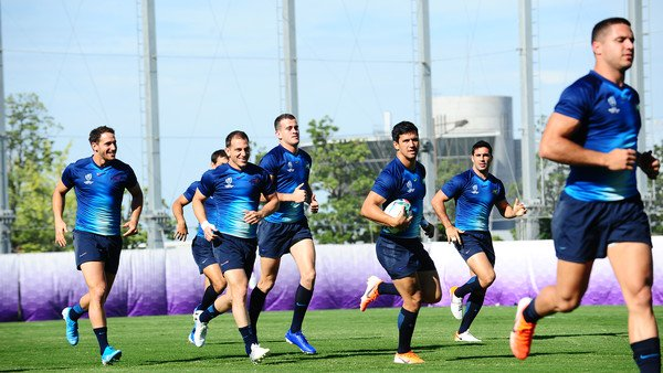 Mundial de Rugby: Los Pumas irán con cuatro cambios para enfrentar a Tonga