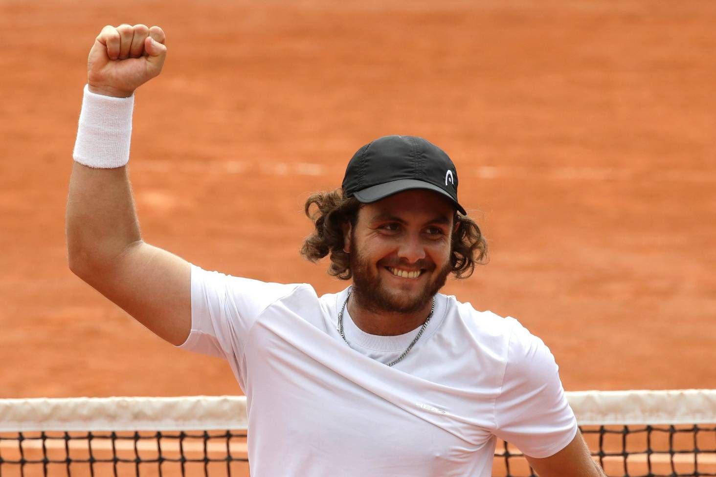 El santiagueño Trungelliti pasó a los cuartos de final en el Challenger de Florencia