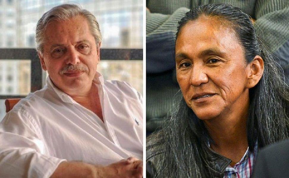 """Fernández aseguró que la detención de Milagro Sala es """"ilegal"""" y """"no debería estar detenida"""""""