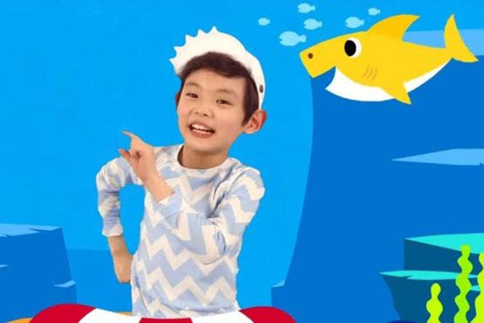 Baby Shark. Cómo volverse rico con una canción