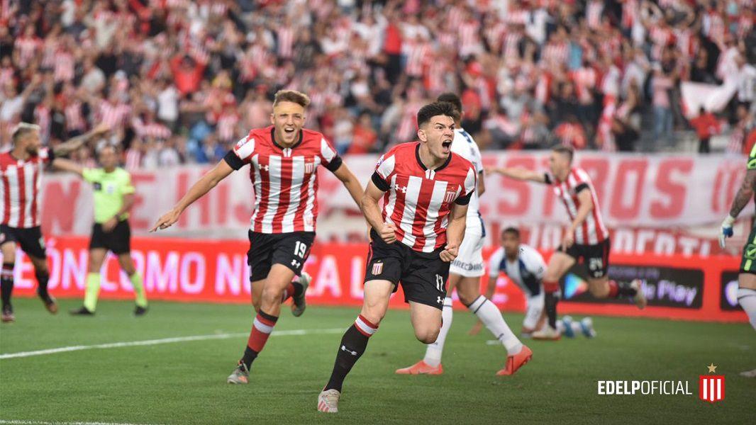 Estudiantes le ganó a Talleres, en su despedida del estadio Ciudad de La Plata