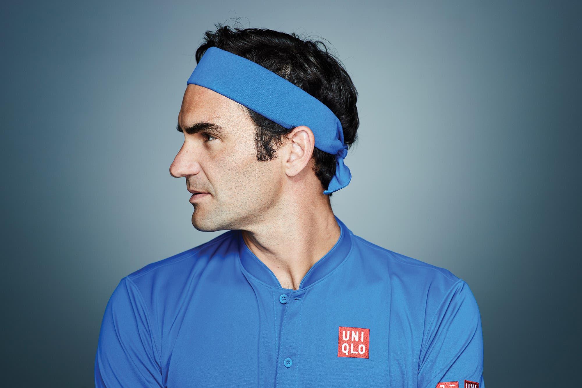 """Roger Federer con LA NACION, en Suiza: """"Todavía siento miedo dentro de la cancha"""""""