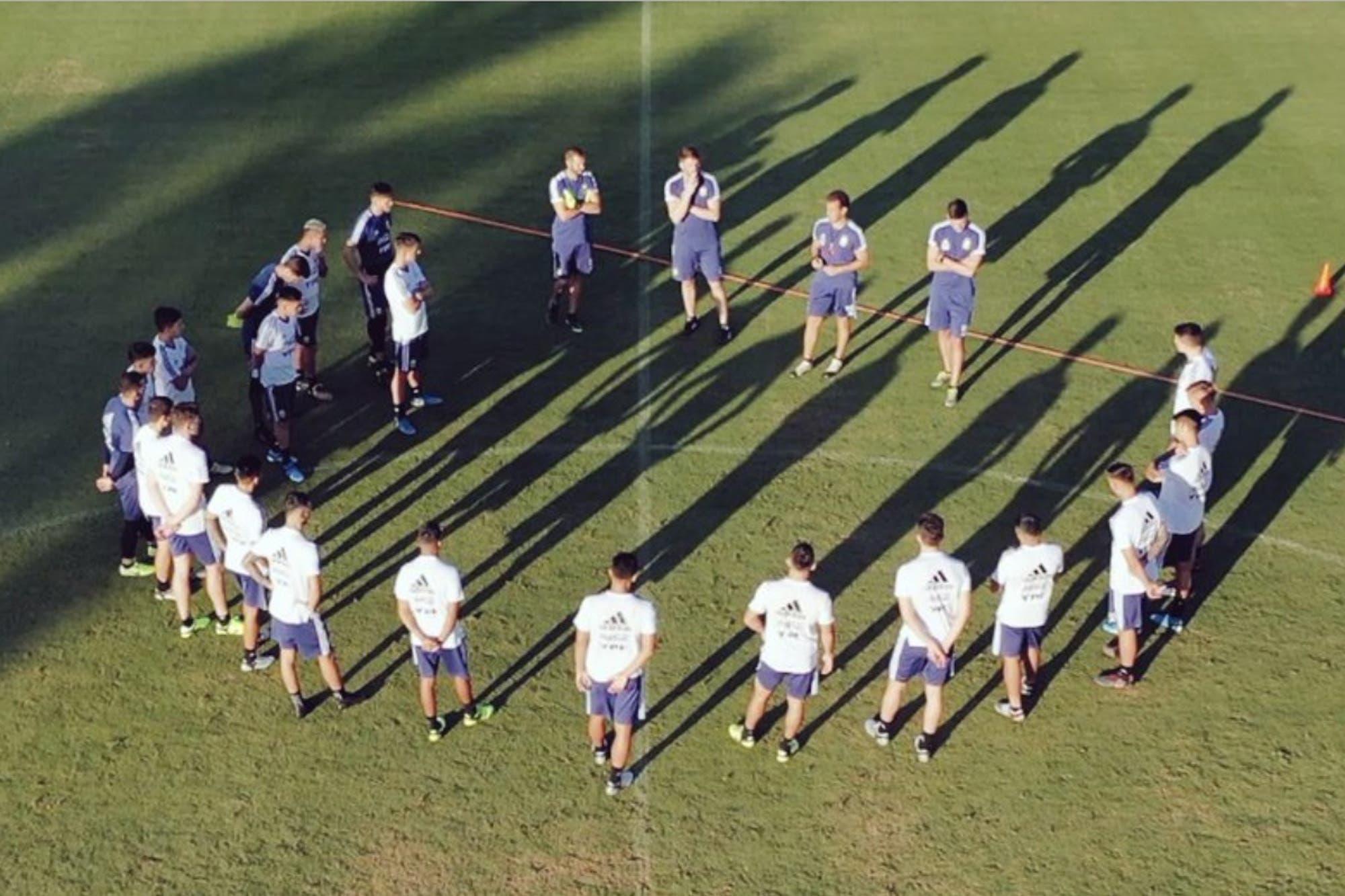 Argentina-Brasil: la probable formación de la selección para el amistoso en Ryad