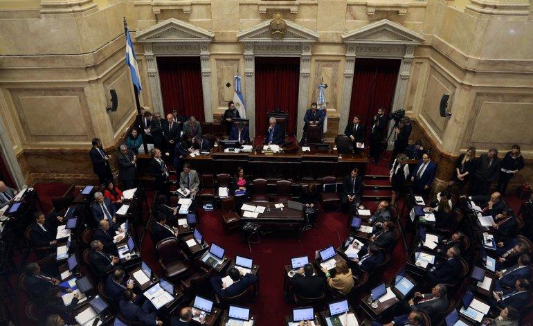 Diputados y senadores de la oposición repudiaron el golpe de Estado en Bolivia