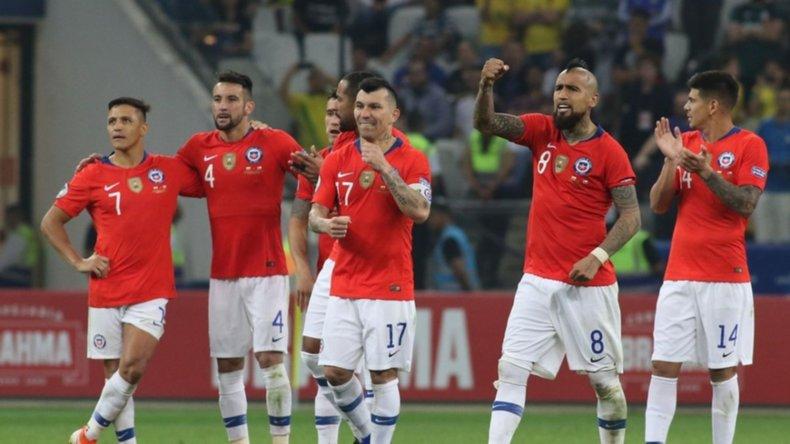 La Selección de Chile canceló su amistoso con Perú por la crisis en su país