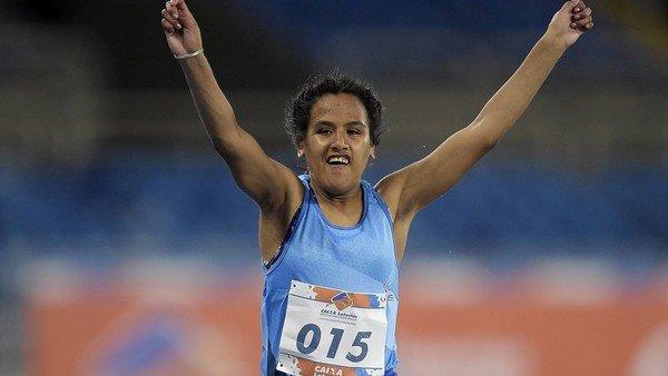 Yanina Martínez logró plata y bronce en el Mundial de Dubai