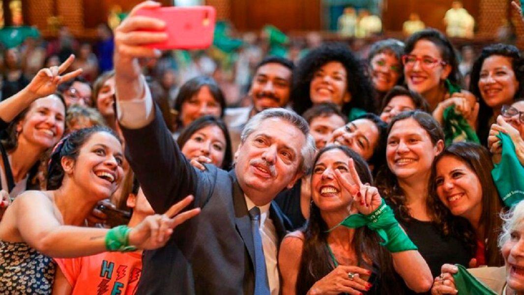 Alberto Fernández enviará al Congreso, un proyecto de ley para despenalizar el aborto