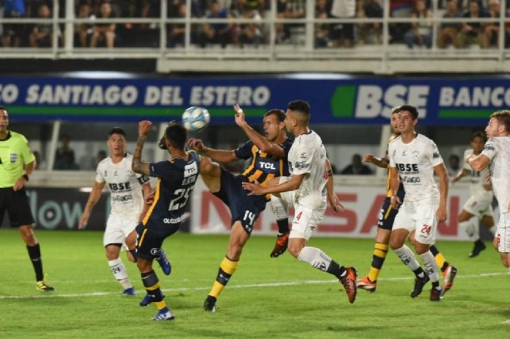 SUPERLIGA 2019/20: Central Córdoba empató con un golazo de Vera Oviedo