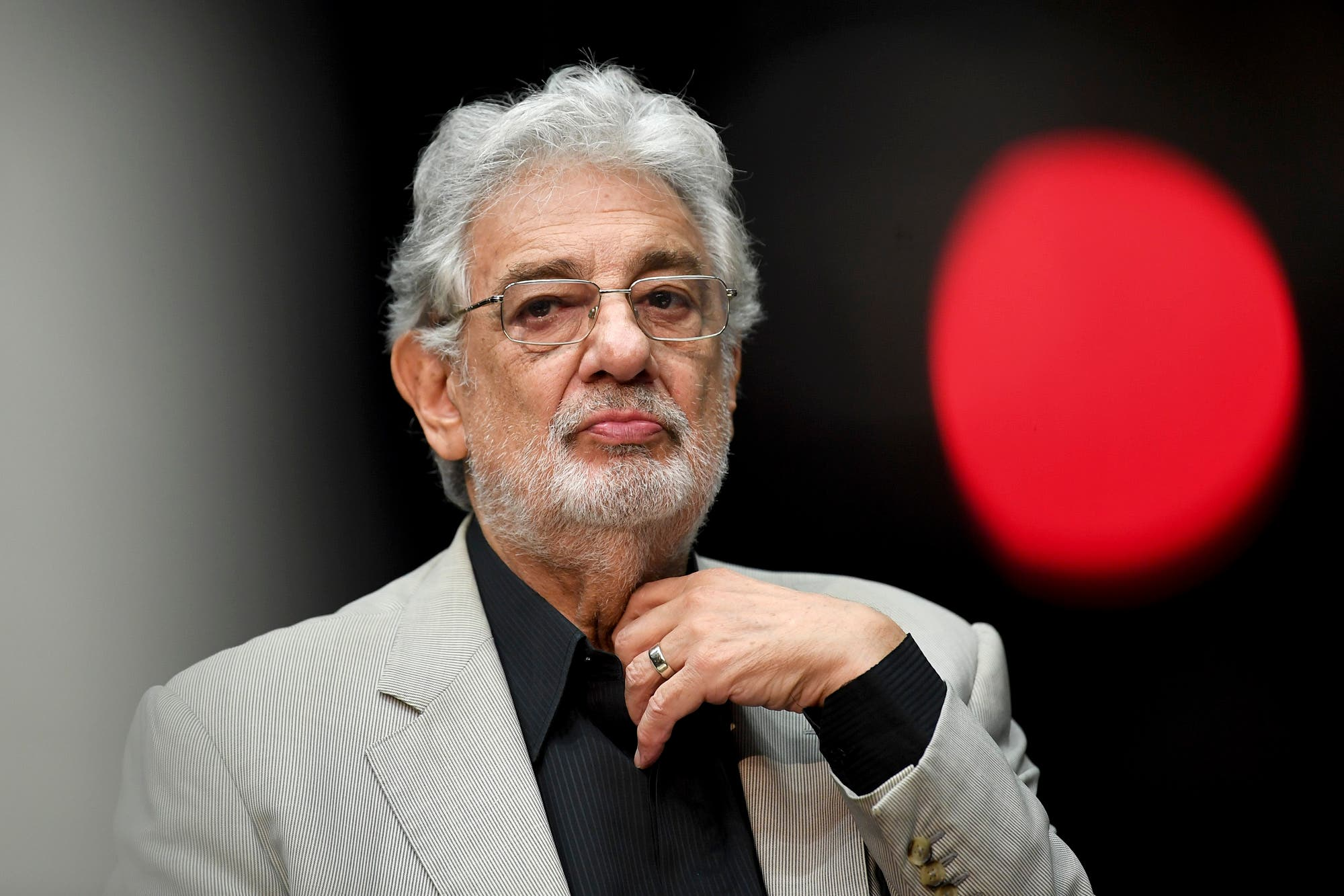 """Plácido Domingo, sobre las acusaciones de acoso sexual: """"Me he sentido juzgado por anticipado"""""""