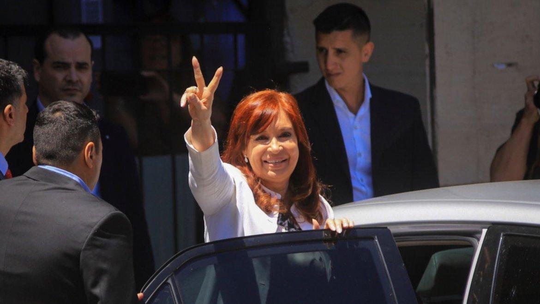 "CFK: ""Tengo la condena escrita, pero me absolvió la historia"""