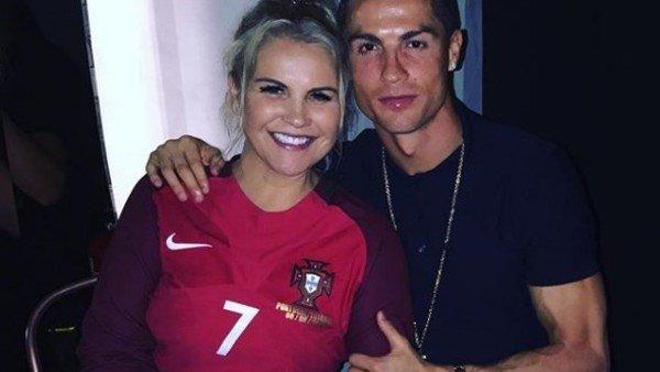 Balón de Oro: la furiosa respuesta de la hermana de Cristiano Ronaldo a Virgil van Dijk