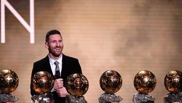 Balón de Oro: el estrecho margen por el que Messi le ganó a Van Dijk