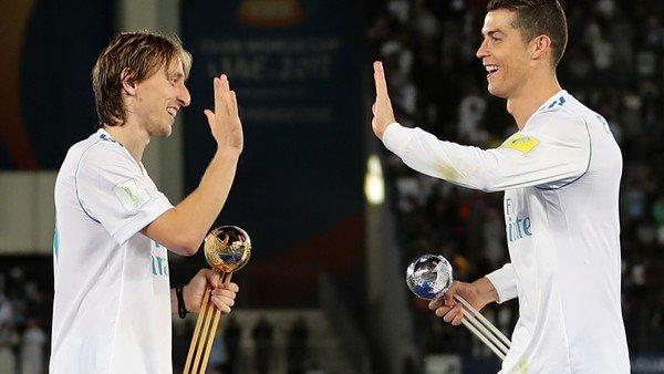 """Luka Modric, duro con Cristiano Ronaldo: """"Cuando no ganás, hay que estar para mostrar respeto"""""""