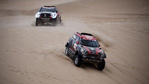 A un mes del Dakar, quiénes serán los argentinos que desafiarán al desierto de Arabia