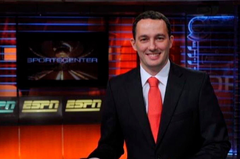 """""""Estoy sorprendido"""": la reacción de Fernando Carlos al ser desvinculado de ESPN"""