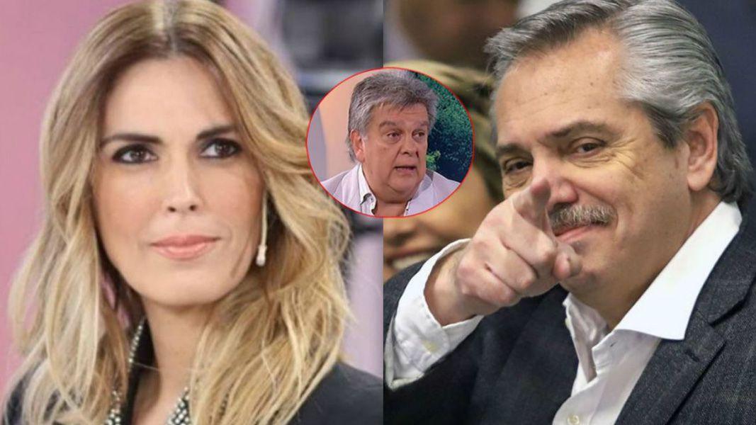 """Bombazo de Luis Ventura: """"Tengo entendido que Canosa sale con Alberto Fernández"""""""
