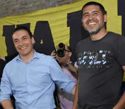 Leandro Pompilio, durísimo contra Riquelme y Ameal