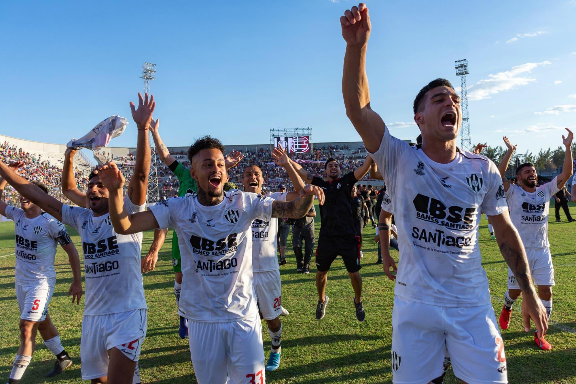 Copa Argentina. El boom de Central Córdoba de Santiago del Estero, el rival de River, y cómo vive la final