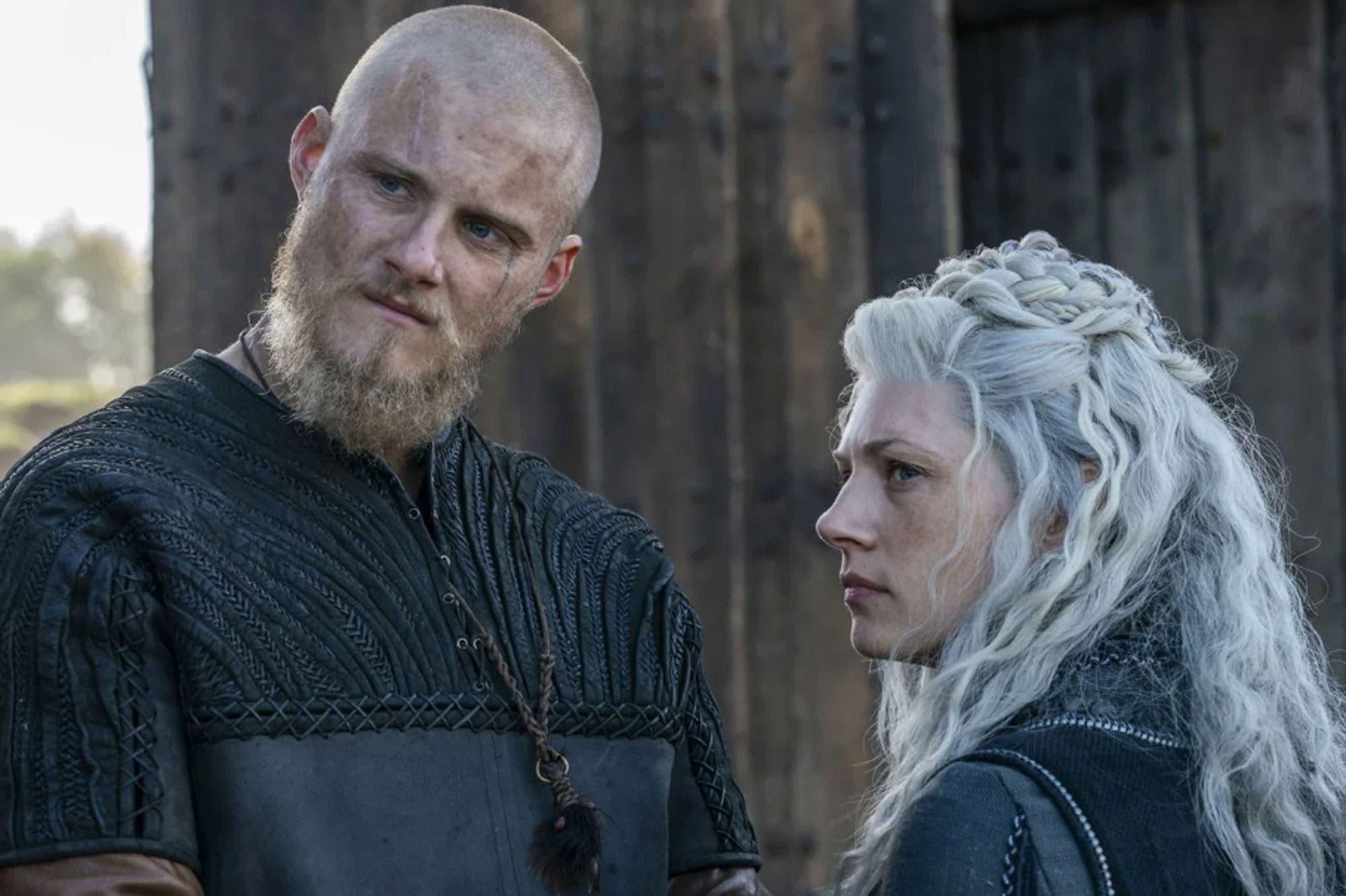 Vikings: un globo aerostático y guerreros sentimentales, así comenzó la sexta y última temporada
