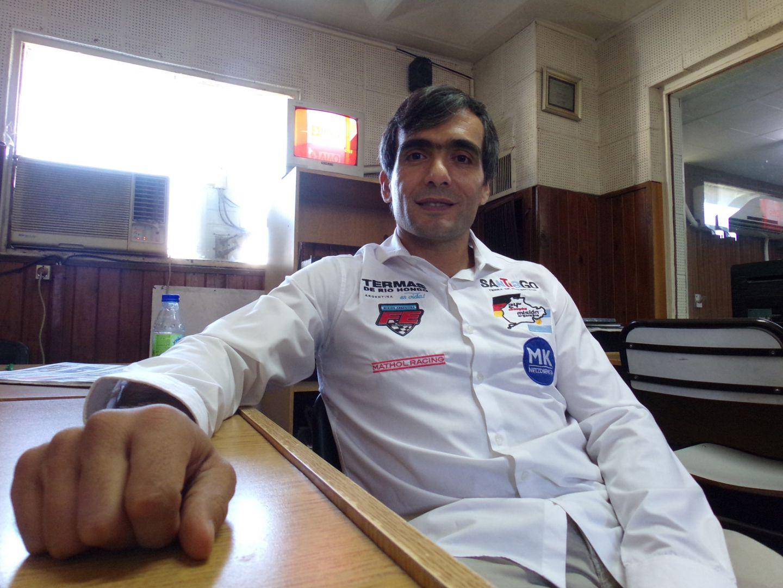 Marcos Vázquez hizo historia en automovilismo alemán