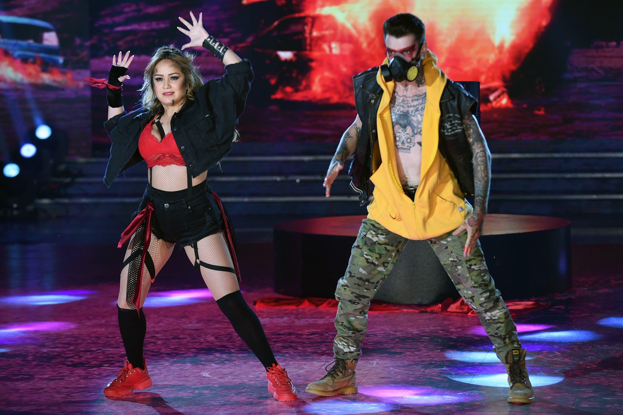 """ShowMatch 2019: ¿Karina """"La Princesita"""", de novia con un compañero del Bailando?"""