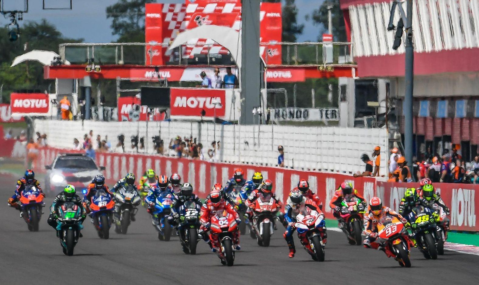 Se confirmó el calendario de competencias para este año en el Autódromo de Las Termas