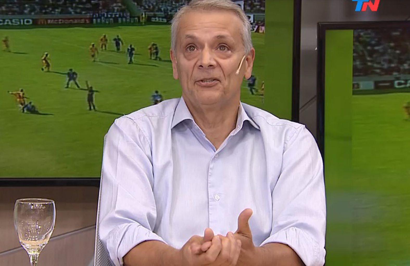 Javier Castrilli denunció una red de corrupción en el arbitraje del fútbol argentino