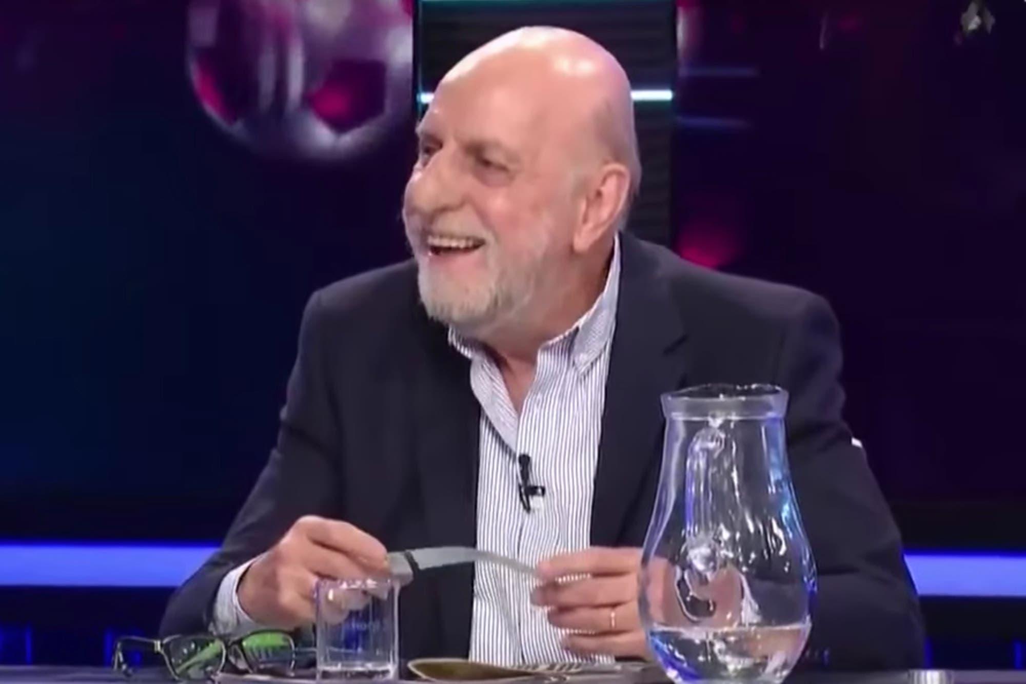 """""""Binacional es un equipo de barrio"""", el ácido comentario de Horacio Pagani sobre el rival de River"""