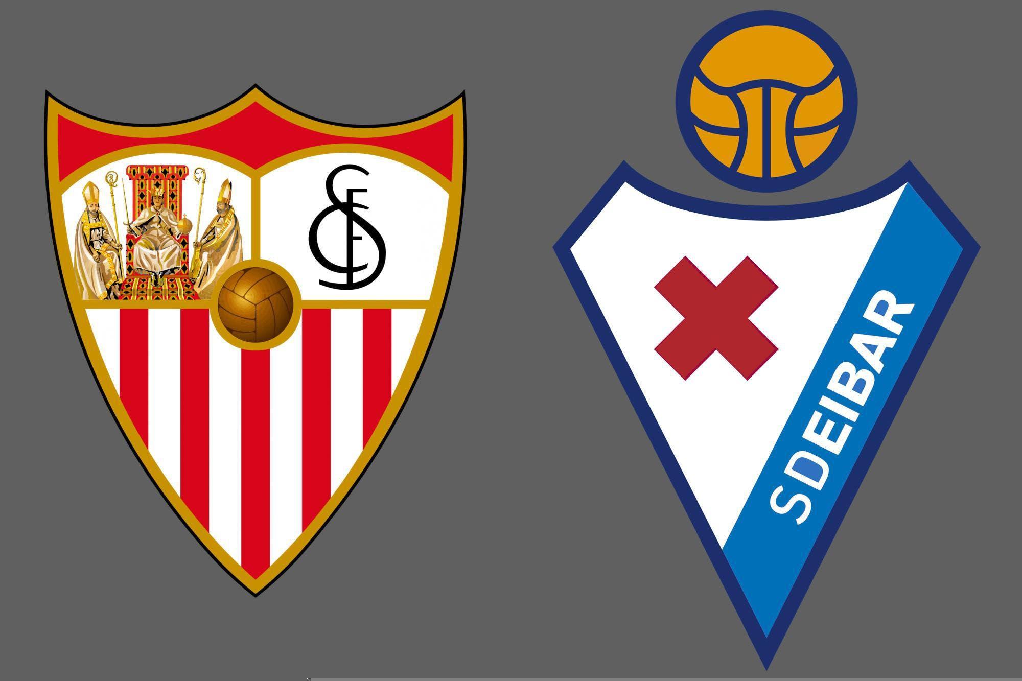 Liga de España: Eibar venció por 1-0 a Sevilla como visitante