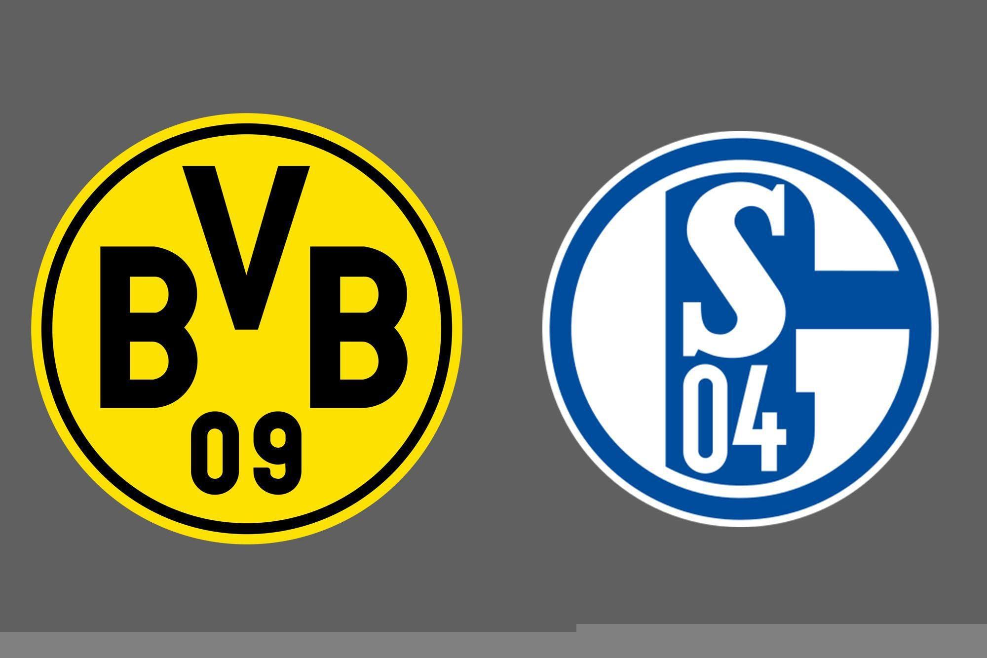 Bundesliga de Alemania: Borussia Dortmund venció por 3-0 a Schalke 04 como local