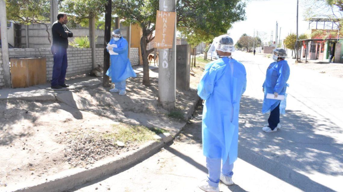 COVID-19: Se reportaron 276 nuevos infectados y 129 recuperados en Santiago