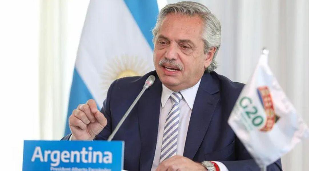 """Alberto Fernández: """"Vamos a utilizar todas las herramientas para mantener la estabilidad financiera"""""""