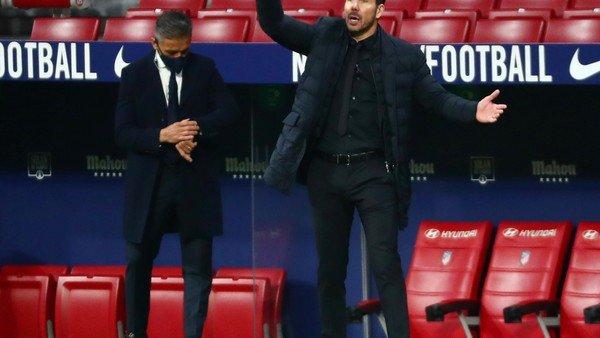 """Simeone cortó la racha adversa contra el Barcelona: """"Siempre hay una oportunidad"""""""