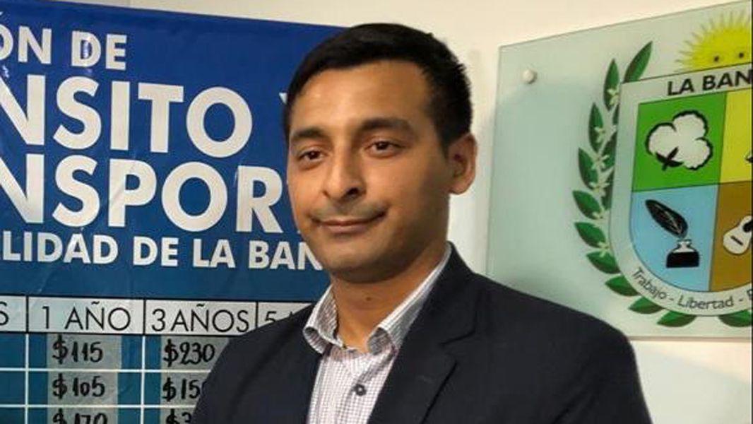 Diego Juárez, de Tránsito Municipal de La Banda, se refirió al regreso del transporte
