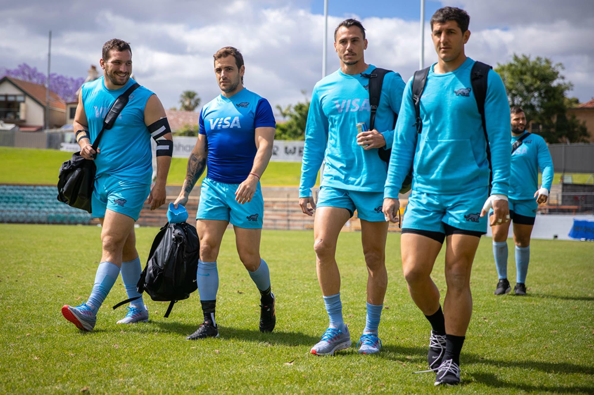 Los Pumas: el posible equipo ante All Blacks y Juan Imhoff ya se quedó afuera del Tri Nations