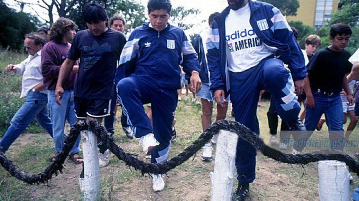 El fútbol argentino, de luto: los clubes que despidieron a Diego Maradona