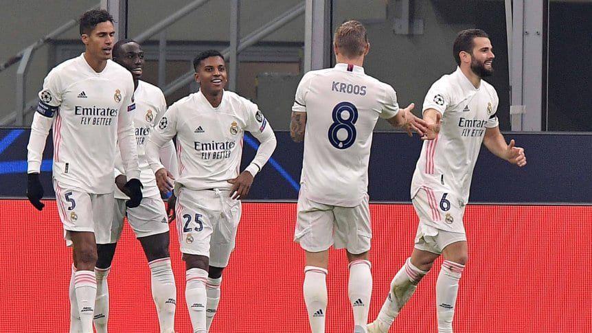 Real Madrid le ganó a Inter y lo dejó último