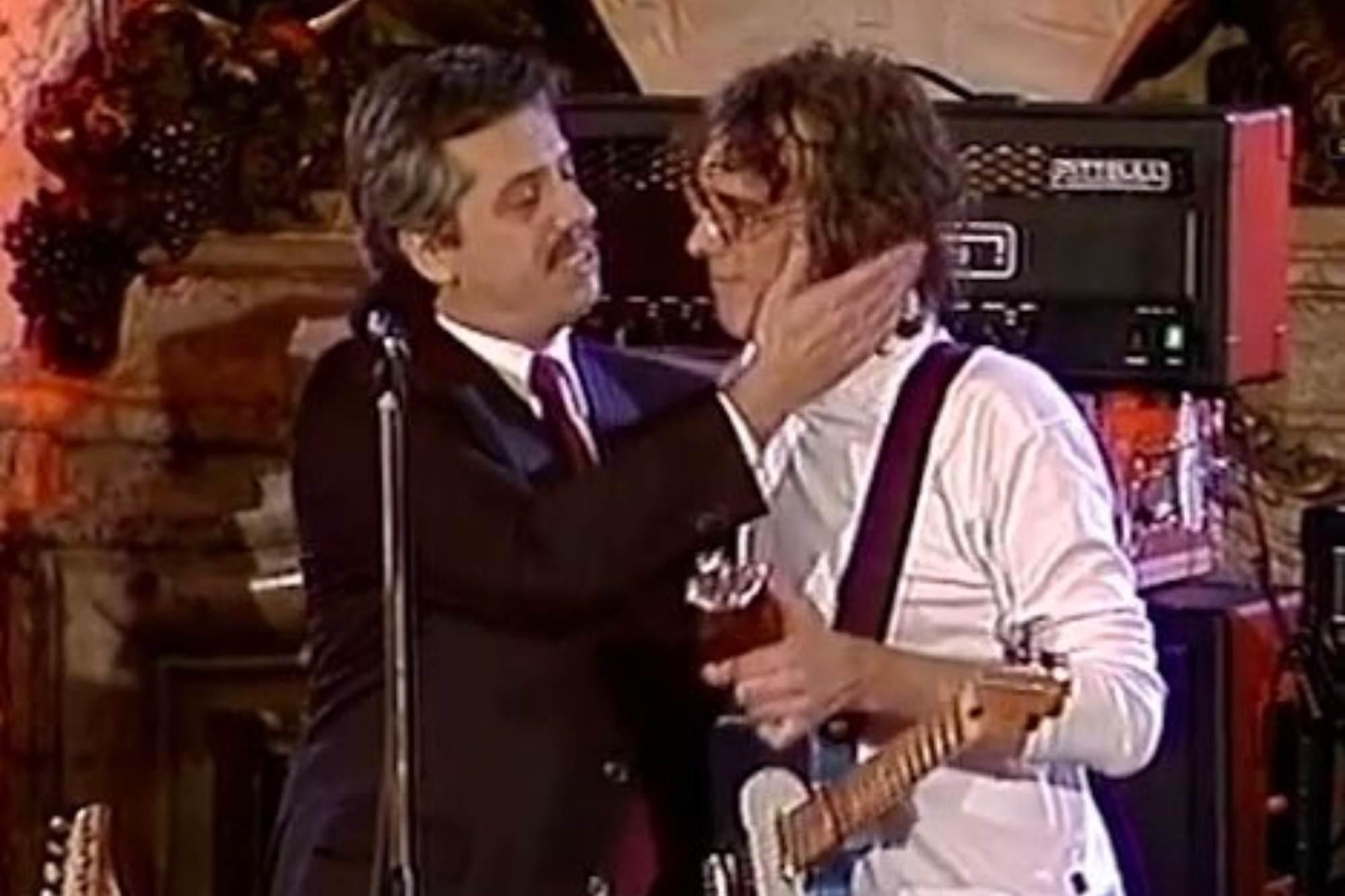 El saludo de Alberto Fernández a los músicos argentinos en su día