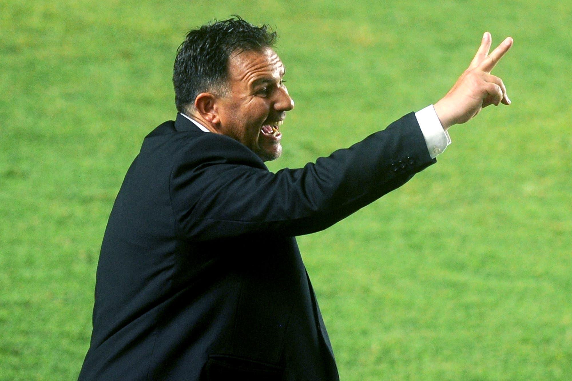 San Lorenzo: Diego Dabove confirmó el primer refuerzo y habló de la posible vuelta de Néstor Ortigoza