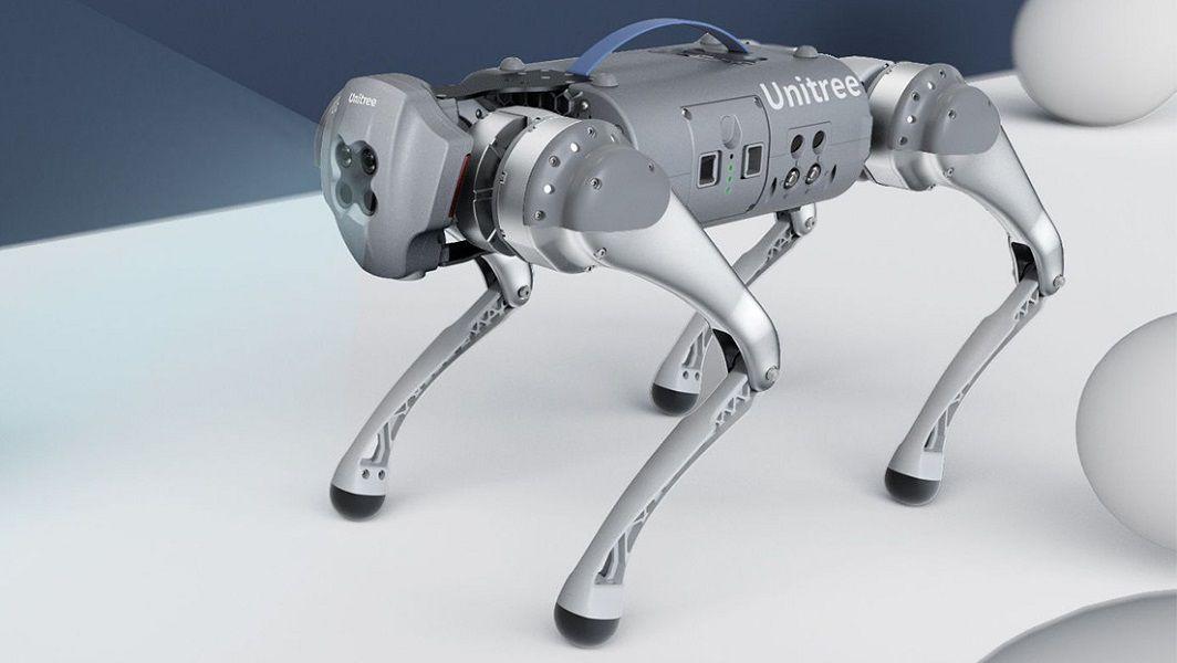 """lanzan-en-china-una-serie-de-perros-robot-""""acompanantes"""""""