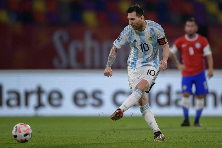 argentina-–-chile:-horario-y-tv-del-debut-de-la-seleccion-en-la-copa-america