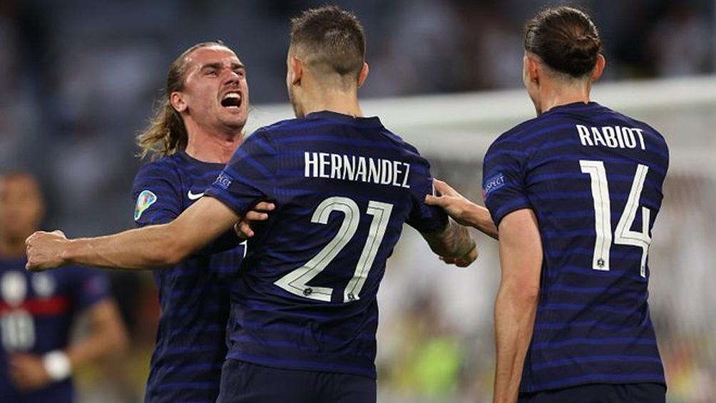 eurocopa:-francia-no-pudo-con-hungria-y-pone-en-riesgo-la-punta-del-grupo-f