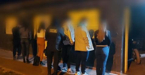 frias:-detenciones-y-clausuras-de-fiestas-clandestinas-por-el-dia-del-amigo