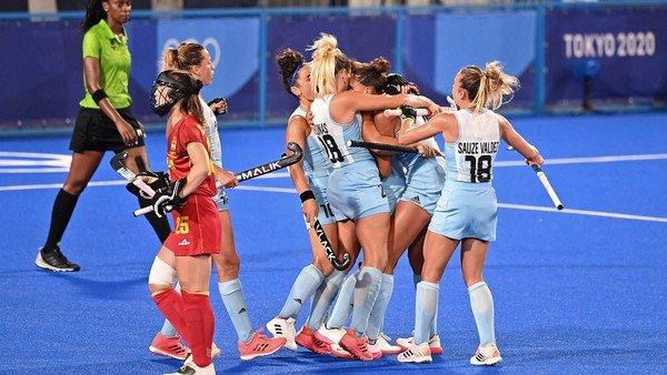 juegos-olimpicos-de-tokio-2020:-las-leonas-tuvieron-rapida-revancha-y-golearon-a-espana